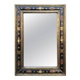 Image of Moroccan Mausolee II Camel Bone Wall Mirror For Sale