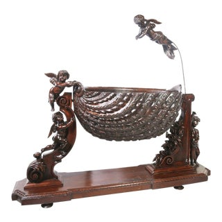 19th Century Venetian Cradle For Sale