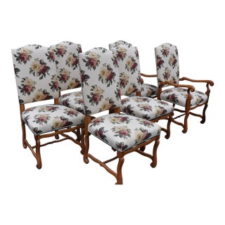 Ralp Lauren Darby Dining Chairs - Set of 6 For Sale