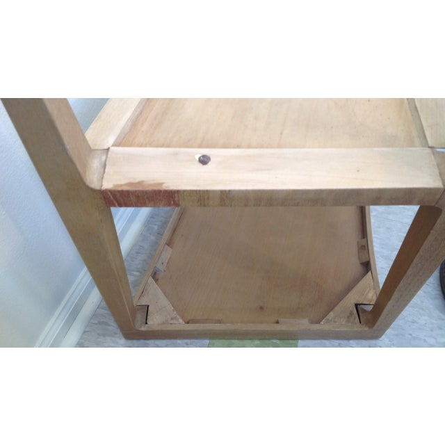 Edward Wormley Curved Front Console - Image 10 of 10