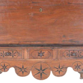 Dutch Colonial Mahogany Chest On Stand Preview