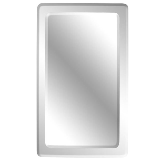 Monumental Wall Mirror For Sale