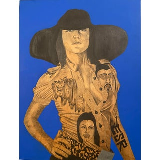 Esr, The Women of Albert Reyes Painting For Sale