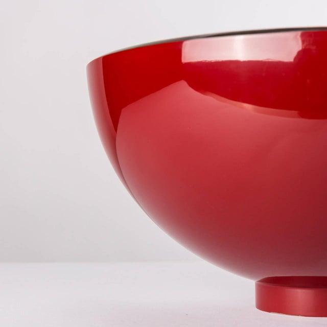 "Sabattini Argenteria ""Kon Kao"" Silver Plated Centerpiece by Lino Sabattini For Sale - Image 4 of 7"