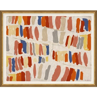 """Library, Warm Tones"" By Dana Gibson, Framed Art Print For Sale"