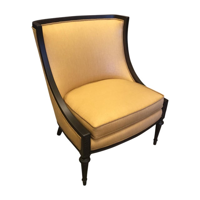 Custom Regency Chair - Image 1 of 4