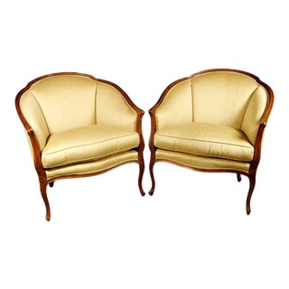 Versant Chairs - A Pair For Sale