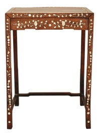 Image of Chinese Side Tables
