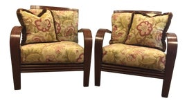 Image of Sitting Room Lounge Chairs