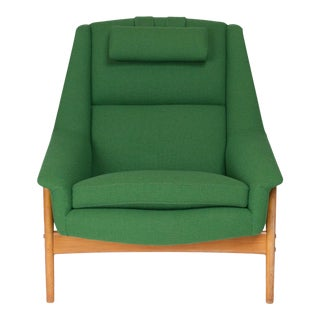 Dux Lounge Chair by Folke Ohlsson For Sale