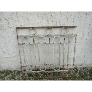Antique Victorian Salvage Fence Preview