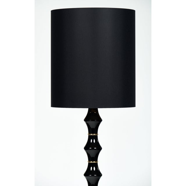 Modern Murano Glass Floor Lamps by a Dona For Sale - Image 3 of 12