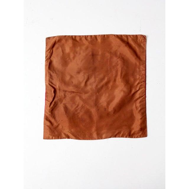 1950s USA Souvenir Pillowcase For Sale - Image 4 of 5