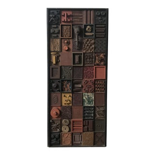 1970s Large Brutalist Wall Sculpture For Sale