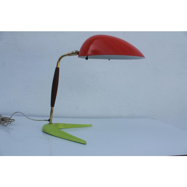 1950s Gerald Thurston for Lightholier Desk Lamp - Image 2 of 9