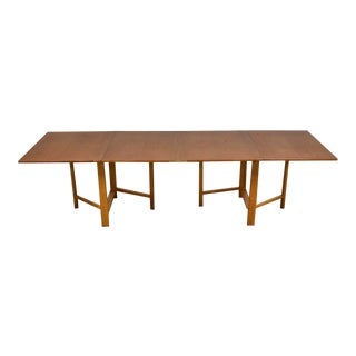 """Original """"Maria"""" Dining Table by Bruno Mathsson For Sale"""