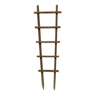 Vintage Tobacco Drying Stick Ladder