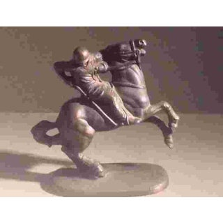 Vintage American Polo Player Figure Preview